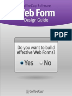 Web Form Design Guide December 2010