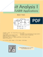 9467249 Circuit Analysis I With MATLAB Applications