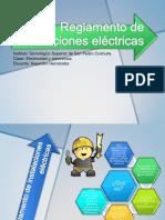 Reglamento de instalaciones eléctricas