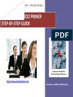 PRINCE2 Step by Step Guide