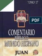Comentario Biblico Mundo Hispano Juan