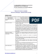 CESRC-Examen Revision Sept 2001 Corr