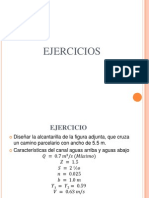 3.2.3-Ejercicios Alcantarillas
