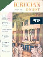 Rosicrucian Digest, September 1952