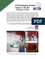 Benkel konten kimi'A' KMPk Sk 027