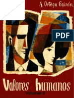 Valores Humanos II