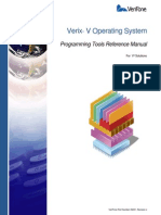 23231 Verix v Operating System Programming Tools Reference Manual