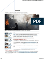 Cronología de la crisis en Ucrania - RTVE.es