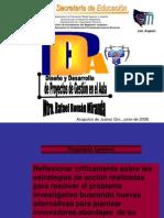 ENCUADRE DISEÑO Y DESARROLLO DE PROYECTOS