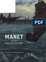 Manet and the American Civil War the Battle of USS Kearsarge and CSS Alabama