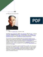 Liu Shaoqi. Biography