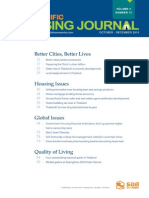 Asia Pacific Housing Journal