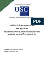 Traballo Econometria - Elena-Andreea Sprinceana