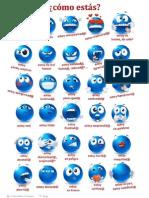 Como estás - vocabulario