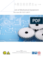 Risk Assessment of Mechanical Equipment EN1127-1