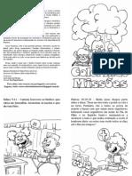 Colorindo Missões - A5