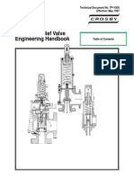 Pressure Relief Valve - Engineering Handbook