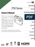 Fujifilm Finepix XP 50 Manual