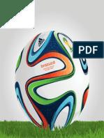 Balon Brasil 2014