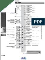 RENAULT INYECCIÓN ELECTRÓNICA TWINGO MPI 1.2 1998 Y 1999 SAGEM SAFIR  35  PDF