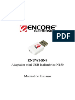 Enuwi Sn4 Manual