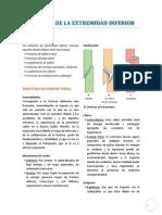 10. Fracturas de Extremidad Inferior Parte II