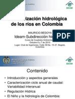 Hidrología de los ríos de Colombia _ideam