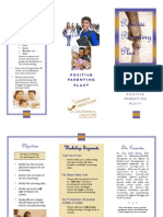 Positive Parenting Plus Brochure