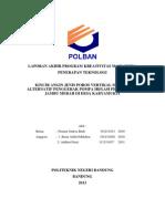 Laporan Akhir-PKM T-Firman Santya Budi-POLBAN