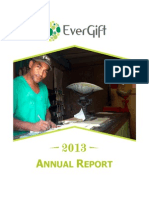 EverGift 2013 Annual Report