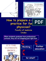 Clinical Practice Preparation