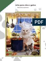Biscoitos caseiros para cães e gatos