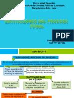 Temas 12 y 13 presentación en scribd. Instituciones del Proceso Penal. Sasha Cacioppo Paz. CI. 24.001.813
