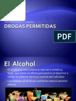 Drogas Permitidas