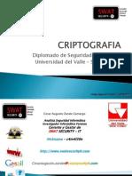 Criptografia Modulo 1