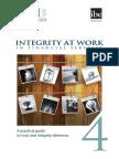 Integrity Matters 4
