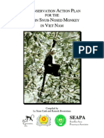 A Conservation Action Plan for the Tonkin Snub-nosed Monkey in Viet Nam