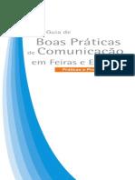 Guia de Boas Práticas de Comunicação em Feiras e Eventos - Práticas e Procedimentos