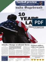 Nevada Sagebrush Archives 9/06/11