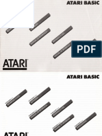 Atari Basic Reference Guide (c061948 Rev.b) 1983