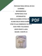 Nuestro Proyecto de Economia Reposteria Star