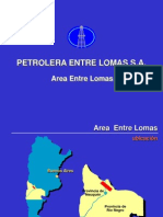 Entre Lomas Oil_Gas Field