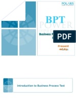 Business Process Testing BASIC