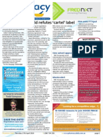 Pharmacy Daily for Thu 17 Apr 2014 - Guild refutes \'cartel\' label, TWC flu vax controversy, PPA campaign starts, Travel Specials and much more