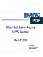 8- Morrow SAME Presentation Mar 14 NAVFAC SW