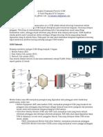 Analisis Keamanan Protokol Gsm