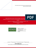 Variables de operación en el proceso de transesterificación de aceites vegetales- una revisión - cat