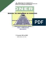 1990 DNER Manual de Drenagem de Rodovias