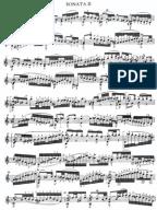Dawn piano sheet music pdf