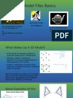 3D Model Files Presentation 1